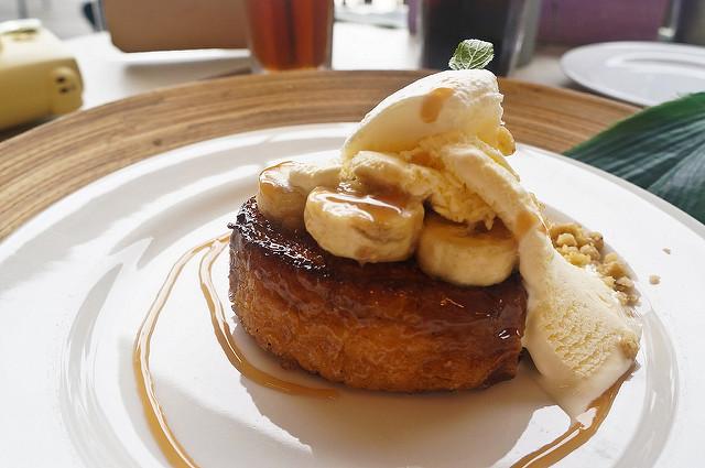 [日本|食記]東京近郊 鎌倉江之島 藏在花園內的渡假風咖啡廳 幸福的法式吐司LON CAFE